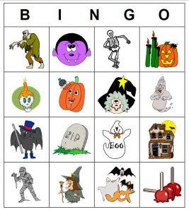 halloween-bingo
